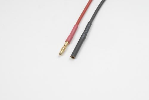 Goldstecker,Stecker+Buchse,Kabel 20AWG, 10cm 1St HCAQ7129