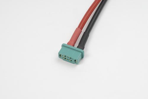 Goldstecker,Stecker,Kabel 14AWG, 10cm 1St HCAQ7162