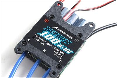 Flyfun BL ESC 100A HV 5-12S LiPo HW020530