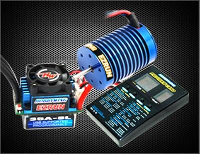 Ezrun Combo B6 60A 4300kV 1/10 9T HW030150
