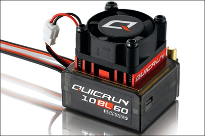Quicrun BL ESC WP10BL60 SD 60A 1/10 HW060003