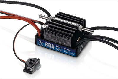 Seaking BL ESC 60A V3 2-3S LiPo HW060015