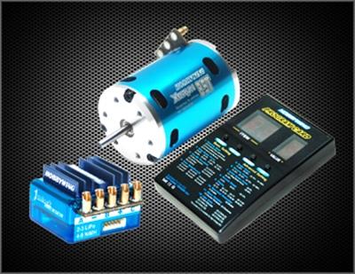 Xerun Combo JS4 2500kV 13,5T 1/10 (2-3S) HW060040
