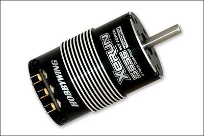 Xerun 4-Pol BL Motor 3656SD 3400kV 1/10 HW100000