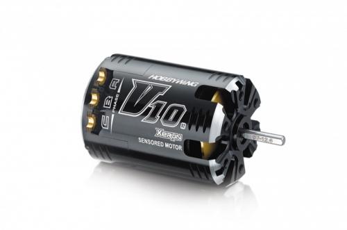 XERUN Motor-V10-10.5T-3800kV-G2 HW401106