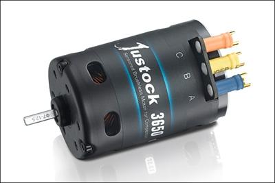 Xerun 2-Pol BL Motor 3650SD 13.5T 2700kV HW408001
