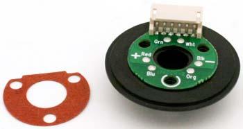 Ballistic Crawler Timing/Sensor NOVC5945