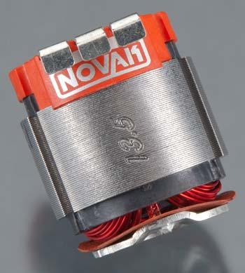 Vulcan Spec Red Wire Hand-Wound Hobbico NOVC6643