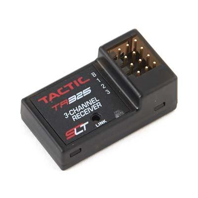 TR325 SLT-Empfänger 3-Kanal 2.4GHz TACL0325