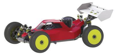 1/8 DNX8 Nitro Buggy 4WD Kit TD102040