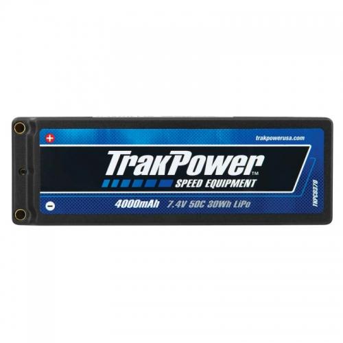 TKP LiPo 2S 7.4V 4000mAh 50C HC 4mm TKPC0370