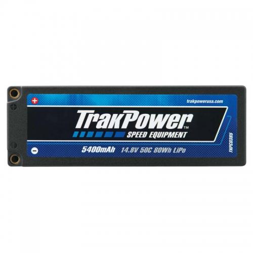 TKP LiPo 4S 14.8V 5400mAh 50C HC 4mm TKPC0385