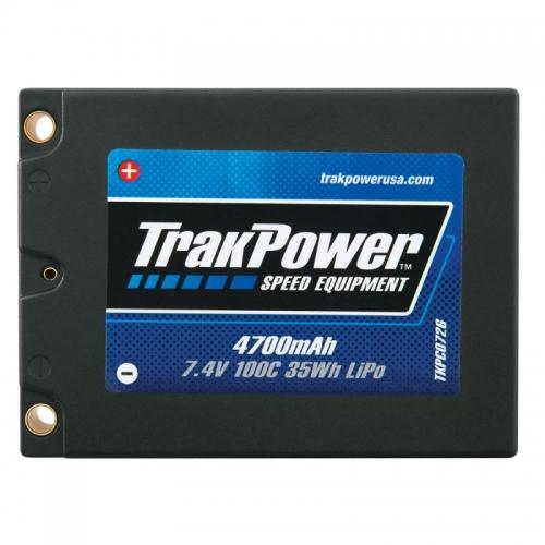 TKP LiPo 2S/7.4V 4700mAh 100C HC TKPC0726