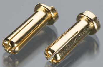 TrakPower 5mm Goldstecker VE2 TKPP5603