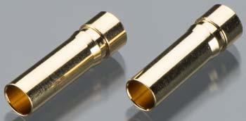 TrakPower 5mm Goldbuchsen VE2 TKPP5604
