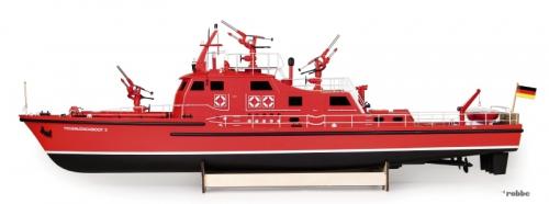Feuerlöschboot Düsseldorf Robbe 1195 1-1195