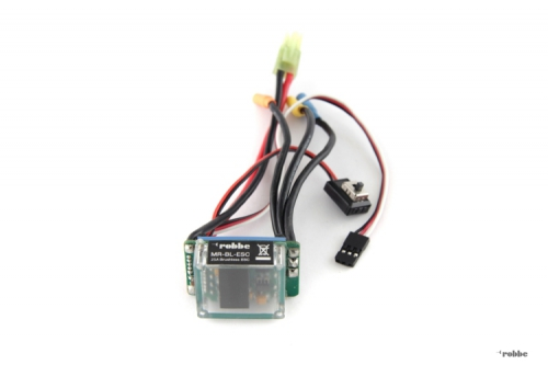 Fahrtregler Mini Rave Evo II Robbe 20410044 1-20410044