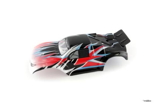 Karosserie rot Mini Rave Evo Robbe 20410047 1-20410047