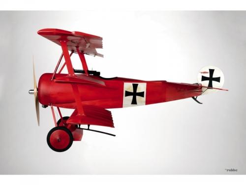 Fokker Dr.1 ARF Robbe 2572 1-2572