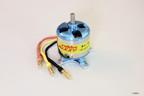 Bl-Ersatzmotor Outrunner Arcu Robbe 31888000 1-31888000