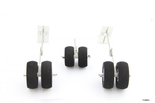 Fahrwerkssatz Dash 8 ARF kpl+ Robbe 32600007 1-32600007