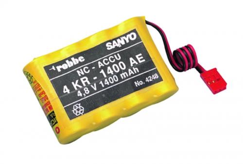 POWER PACK 4 KR 1400 AE Robbe 1-4248 4248