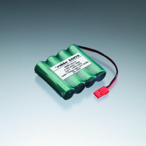 POWER PACK NIMH 4HR-AAU 1450 FLACH Robbe 1-4535 4535