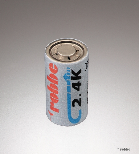 NC-AKKU SANYO 7 N C2.4K AMP Robbe 1-4614 4614