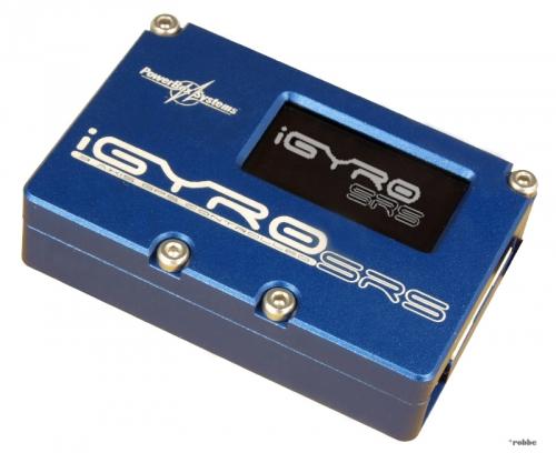Powerbox iGyro inkl. GPS Robbe 6700 1-6700
