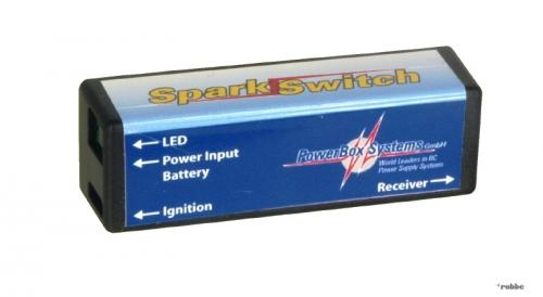 PowerBox Spark Switch 7,4V; Robbe 6703 1-6703