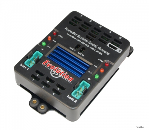 PowerBox Evolution; Robbe 6706 1-6706