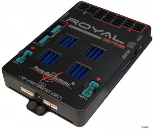 PowerBox Royal SRS; Robbe 6709 1-6709