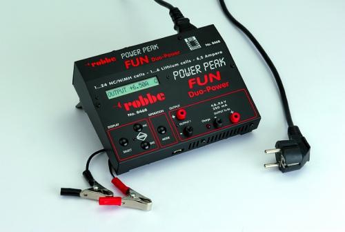 POWER PEAK FUN DUO-POWER Robbe 1-8468