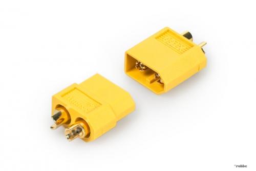 Goldstecker XT60 1 Paar (Stec Robbe 8567 1-8567