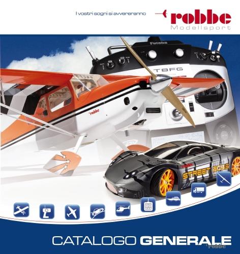 Hauptkatalog 2010 Italienisch Robbe 97090030 1-97090030