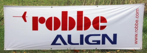 Banner robbe-Align Robbe 97103380 1-97103380