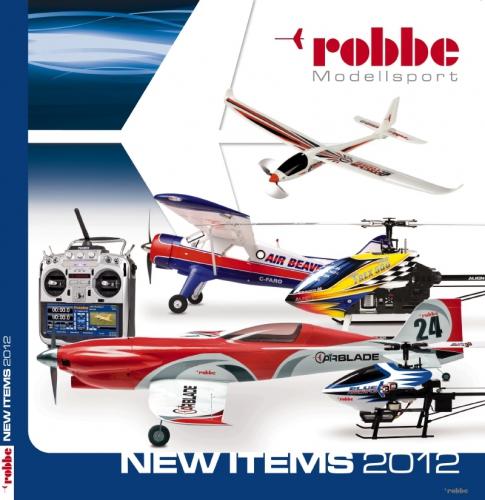 Neuheitenprospekt 2012 Englis Robbe 97122010 1-97122010