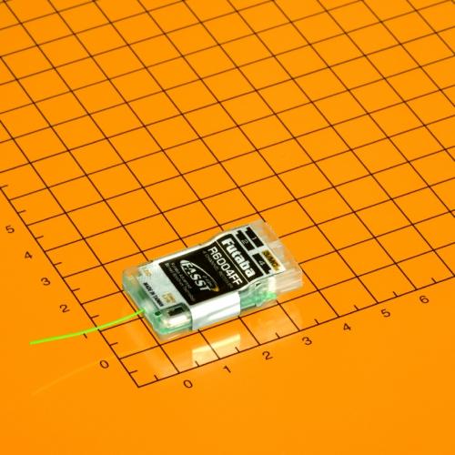 Empfaenger R-6004 FF 2,4 GHz Futaba  FASST F0962 1-F0962