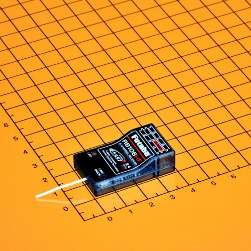 Empfaenger R-6106HF 2,4 GHz Futaba  FASST F0999 1-F0999