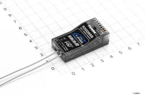 Empf. R-3008SB 2,4 GHz T-FHSS Futaba  F1027 P-R3008SB