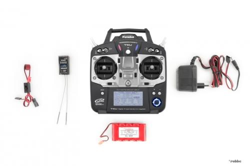 T10J-R3008SB 2,4 GHz T-FHSS Futaba  F4109 P-CB10J/EU