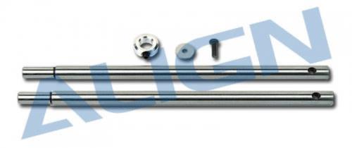 Hauptrotorwelle  2Stk. +Klemm Align Robbe H25014 1-H25014