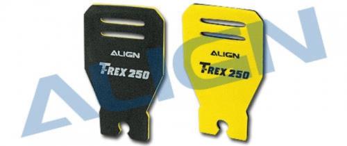 Rotorblattauflage  T-REX 250 Align Robbe H25041 1-H25041