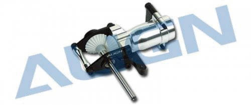 Heckrotorgetriebe-Set Metall- Align Robbe H45038 1-H45038