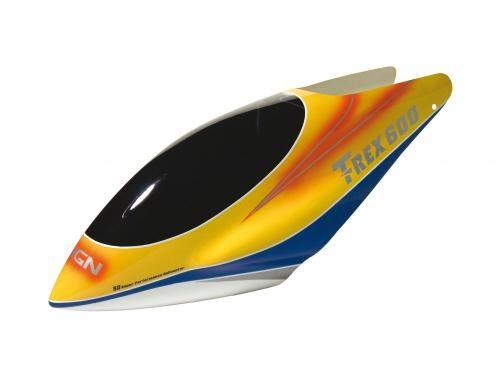 KABINE T-REX 600 GFK LEUCHT.G Robbe 1-H60101