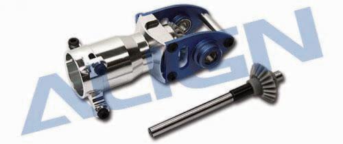 Heckrotorgetriebe-Set Metall Align Robbe H6013384 1-H6013384