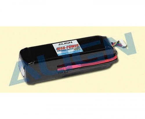 LiPo-Akku 6S1P 22,2V 4600mAh/ Align Robbe HBP46001 1-HBP46001