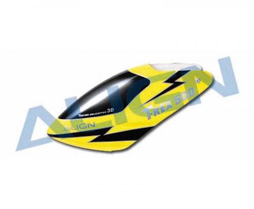 Kabinenhaube GFK  T-REX 500 B Align Robbe HC5004 1-HC5004