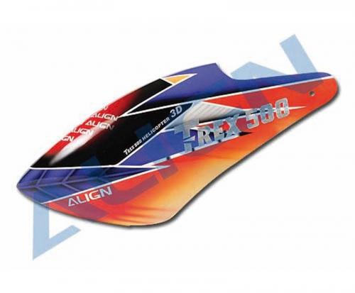 Kabinenhaube GFK  T-REX 500 Align Robbe HC5012 1-HC5012
