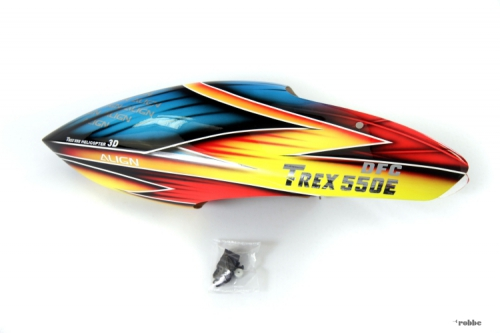 Kabinenhaube GFK T-REX 550E Align Robbe HC5582 1-HC5582
